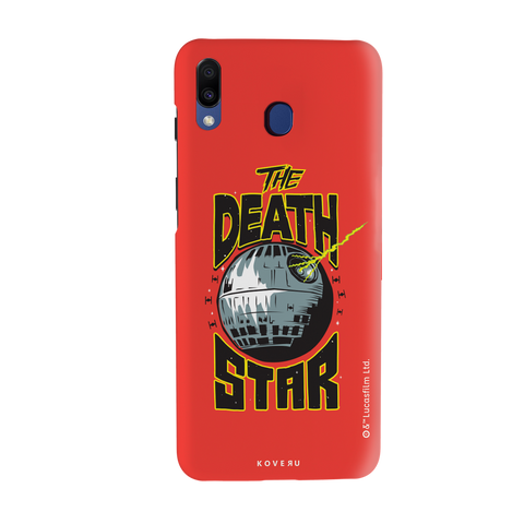 The Death Star Cover Case For Samsung Galaxy M20