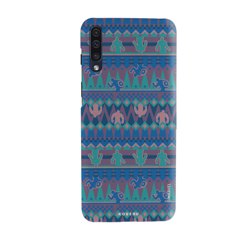 The Original Avengers Blue Cover Case For Samsung Galaxy A50