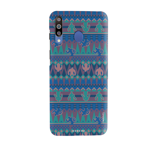 The Original Avengers Blue Cover Case For Samsung Galaxy M30