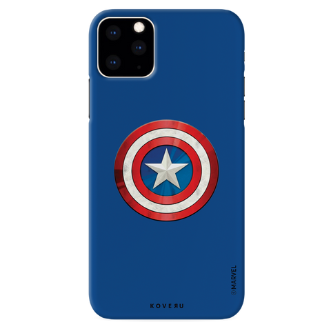 Captain Americas Shield Cover Case For iPhone 11 Pro Max