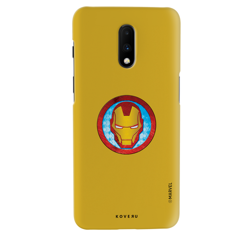 Iron Mans Mask Cover Case For OnePlus 7