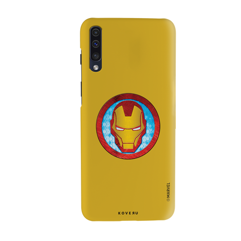 Iron Mans Mask Cover Case For Samsung Galaxy A50