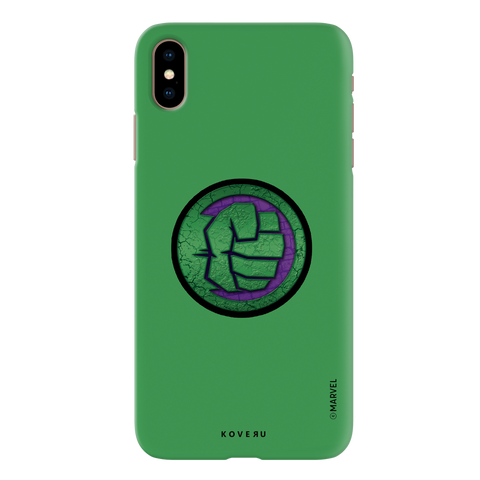 Hulks Fist Cover Case For iPhone XS Max