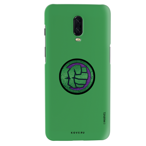 Hulks Fist Cover Case For OnePlus 6T