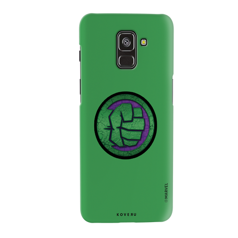 Hulks Fist Cover Case For Samsung Galaxy A8 Plus