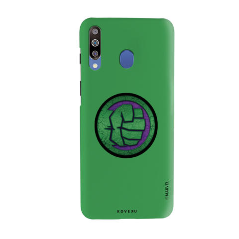 Hulks Fist Cover Case For Samsung Galaxy M30