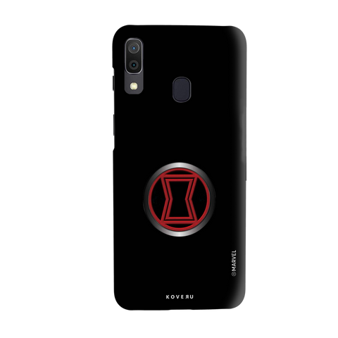 Black Widows Emblem Cover Case For Samsung Galaxy A30