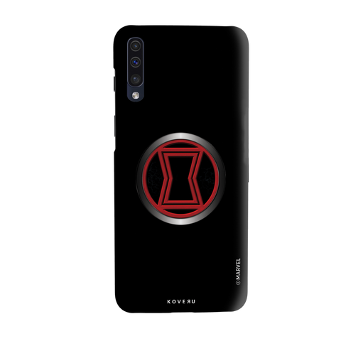 Black Widows Emblem Cover Case For Samsung Galaxy A50