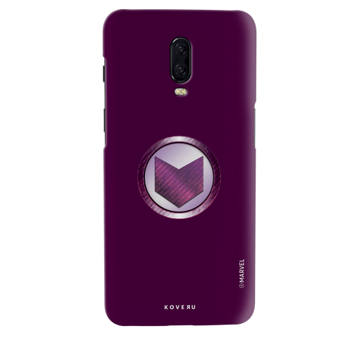 Hawkeyes Emblem Cover Case For OnePlus 6T