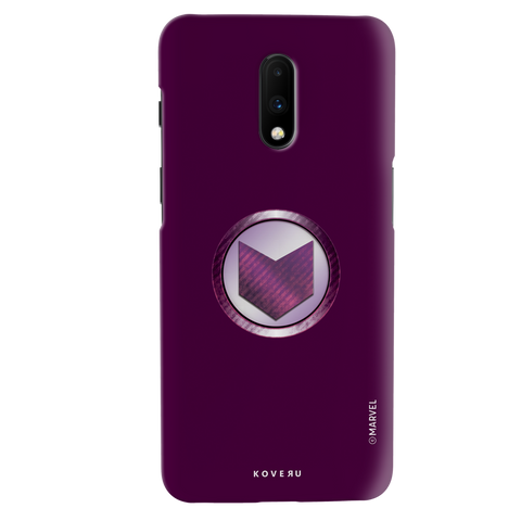 Hawkeyes Emblem Cover Case For OnePlus 7