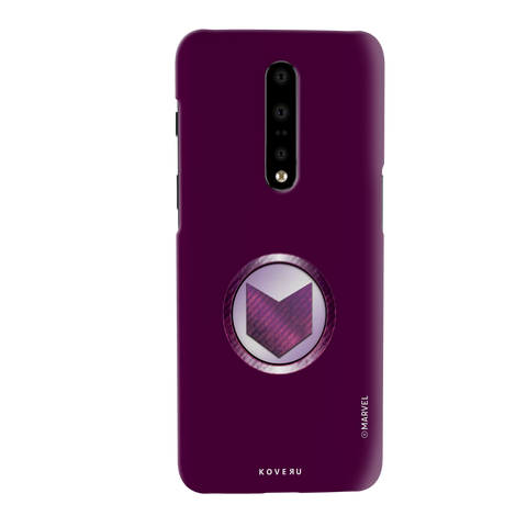 Hawkeyes Emblem Cover Case For OnePlus 7 Pro