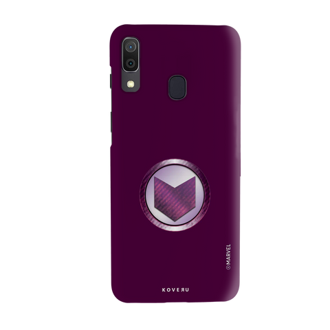 Hawkeyes Emblem Cover Case For Samsung Galaxy A30