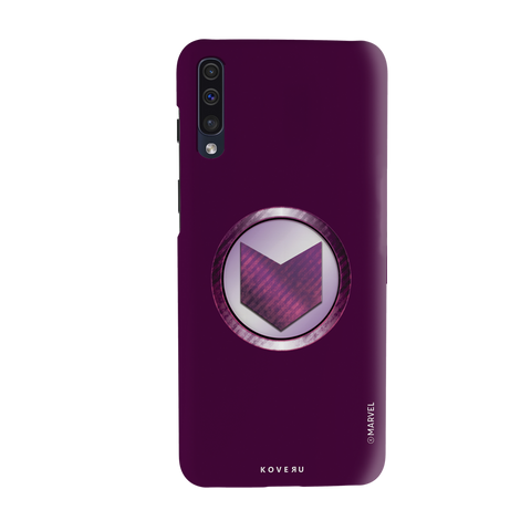 Hawkeyes Emblem Cover Case For Samsung Galaxy A50