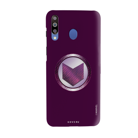Hawkeyes Emblem Cover Case For Samsung Galaxy M30