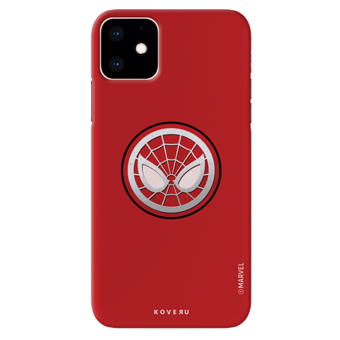 Spidermans Emblem Cover Case For iPhone 11