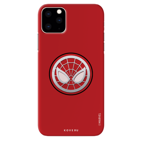 Spidermans Emblem Cover Case For iPhone 11 Pro Max