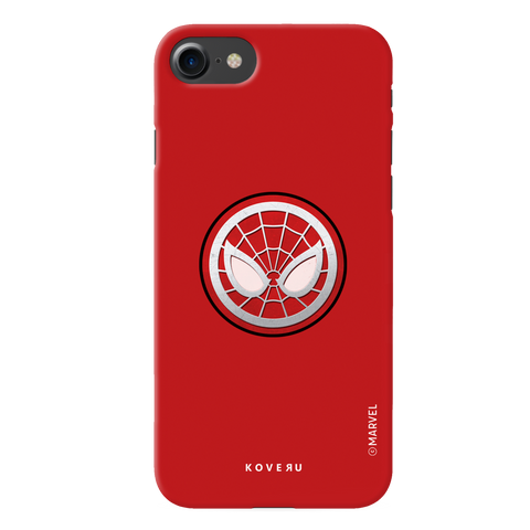 Spidermans Emblem Cover Case For iPhone 7/8