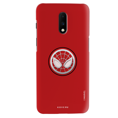 Spidermans Emblem Cover Case For OnePlus 7