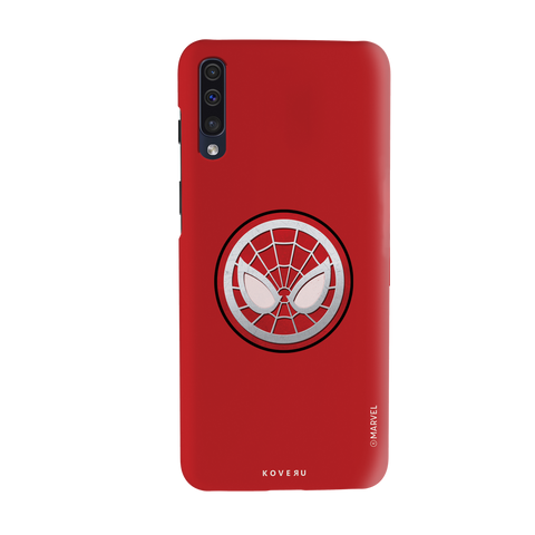 Spidermans Emblem Cover Case For Samsung Galaxy A50