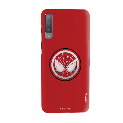 Spidermans Emblem Cover Case For Samsung Galaxy A7 2018