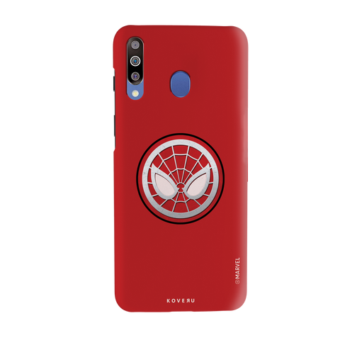 Spidermans Emblem Cover Case For Samsung Galaxy M30