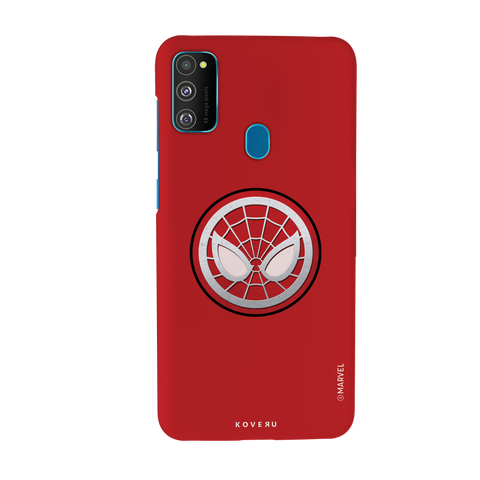 Spidermans Emblem Cover Case For Samsung Galaxy M30S