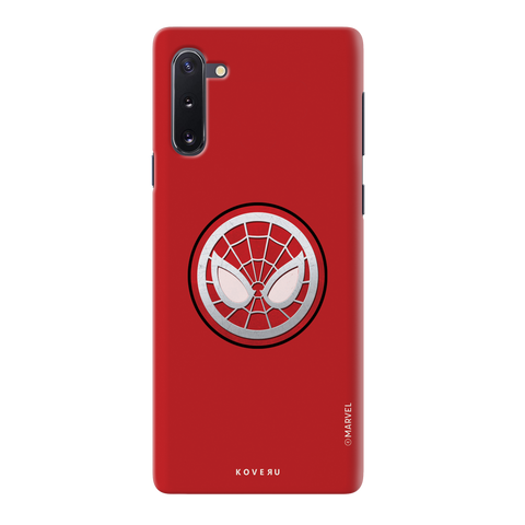 Spidermans Emblem Cover Case For Samsung Galaxy Note 10