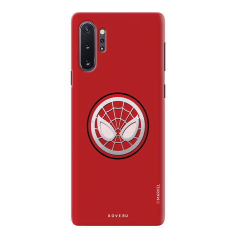 Spidermans Emblem Cover Case For Samsung Galaxy Note 10  Plus
