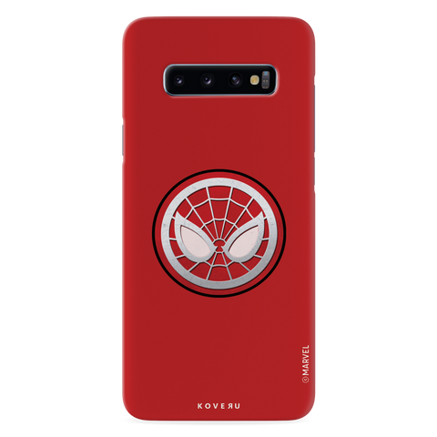 Spidermans Emblem Cover Case For Samsung Galaxy S10