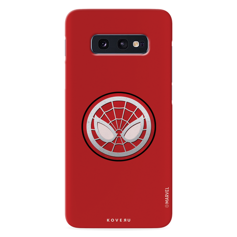 Spidermans Emblem Cover Case For Samsung Galaxy S10E