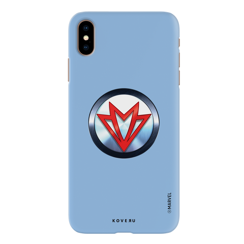 Falcons Emblem Cover Case For iPhone XS Max