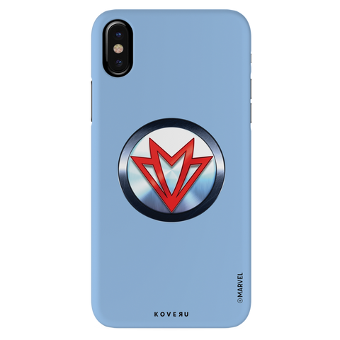 Falcons Emblem Cover Case For iPhone XS