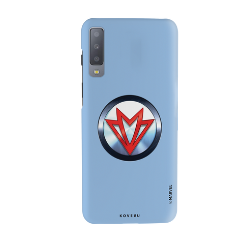 Falcons Emblem Cover Case For Samsung Galaxy A7 2018