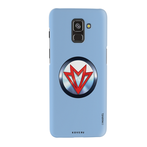 Falcons Emblem Cover Case For Samsung Galaxy A8 Plus