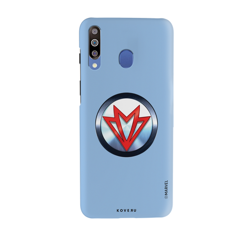 Falcons Emblem Cover Case For Samsung Galaxy M30