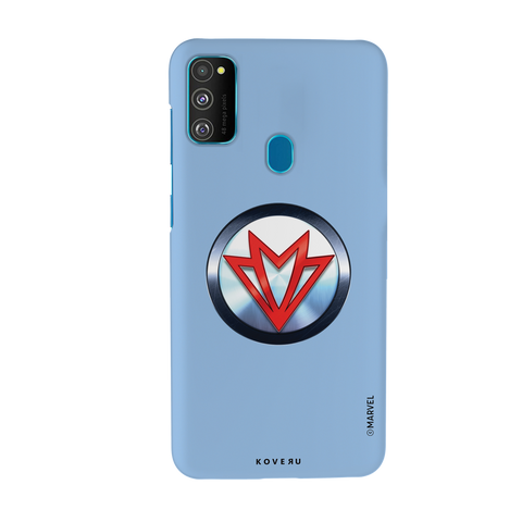 Falcons Emblem Cover Case For Samsung Galaxy M30S