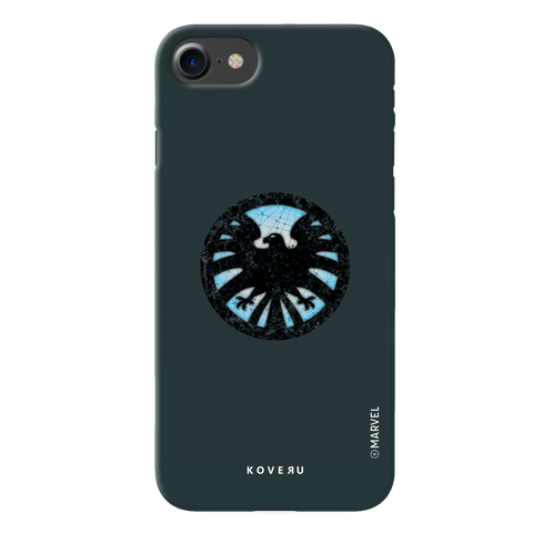Shields Emblem Cover Case For iPhone 7/8