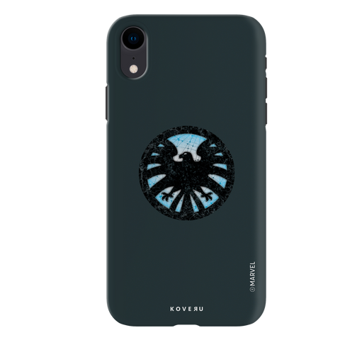 Shields Emblem Cover Case For iPhone XR
