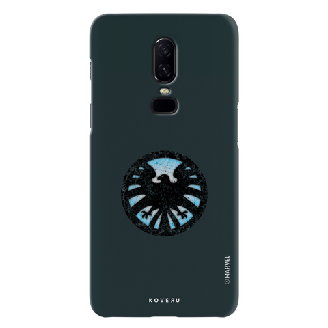 Shields Emblem Cover Case For OnePlus 6