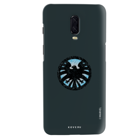 Shields Emblem Cover Case For OnePlus 6T