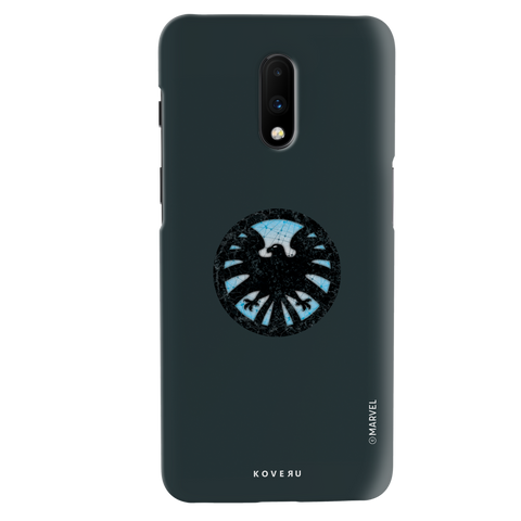 Shields Emblem Cover Case For OnePlus 7