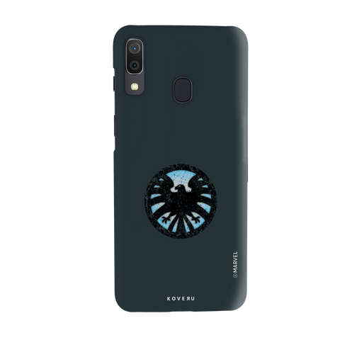 Shields Emblem Cover Case For Samsung Galaxy A30