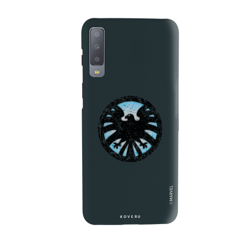 Shields Emblem Cover Case For Samsung Galaxy A7 2018