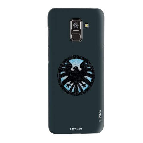 Shields Emblem Cover Case For Samsung Galaxy A8 Plus