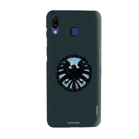 Shields Emblem Cover Case For Samsung Galaxy M20