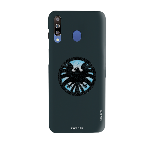 Shields Emblem Cover Case For Samsung Galaxy M30