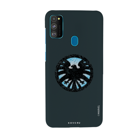 Shields Emblem Cover Case For Samsung Galaxy M30S