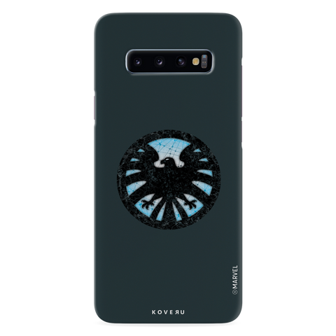 Shields Emblem Cover Case For Samsung Galaxy S10