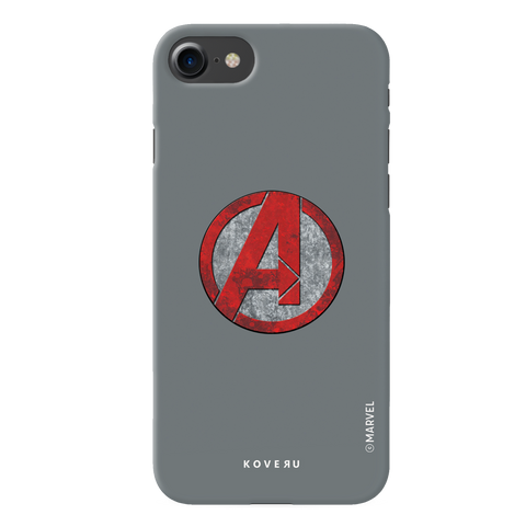 Avengers Emblem Cover Case For iPhone 7/8