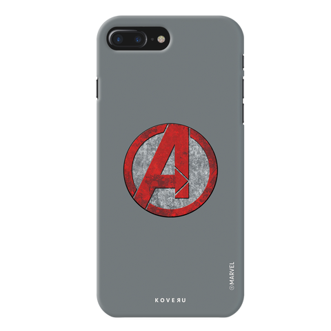 Avengers Emblem Cover Case For iPhone 7/8 Plus